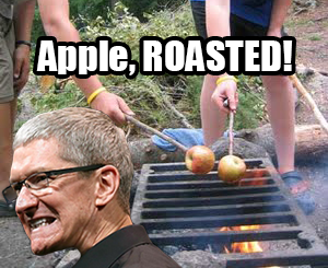 Apple ROASTED